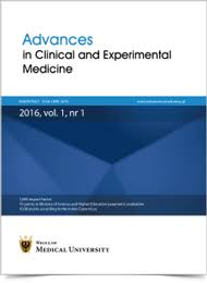 Advances in clinical and experimental medicine