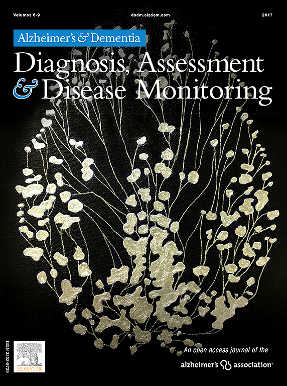 Alzheimer's & Dementia: Diagnosis, Assessment & Disease Monitoring