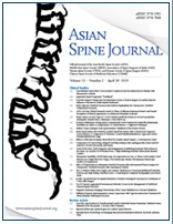 Asian Spine Journal