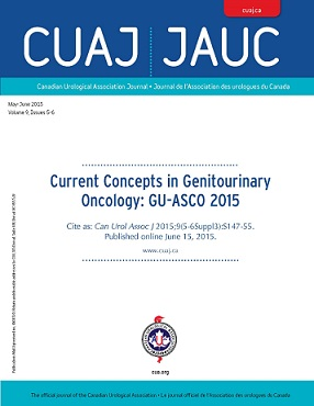 Canadian Urological Association Journal