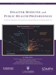 Disarte Medicine and Public Health Preparedness