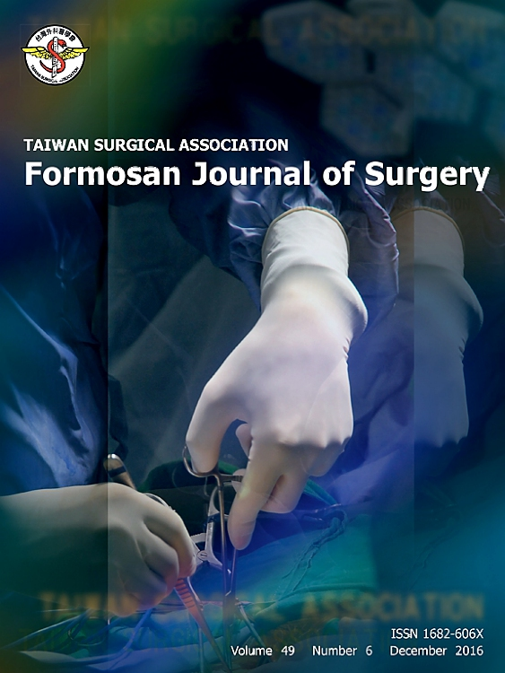 Formosan Journal of Surgery
