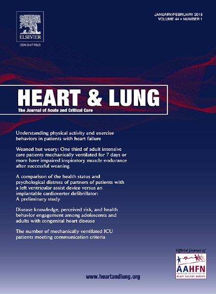 Heart and Lung