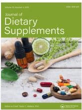 Journal of Dietary Supplements