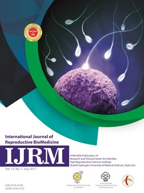 International Journal of Reproductive Biomedicine