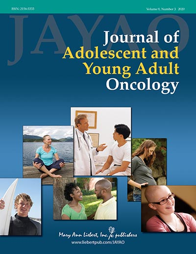 Journal of adolescent and young adult oncology