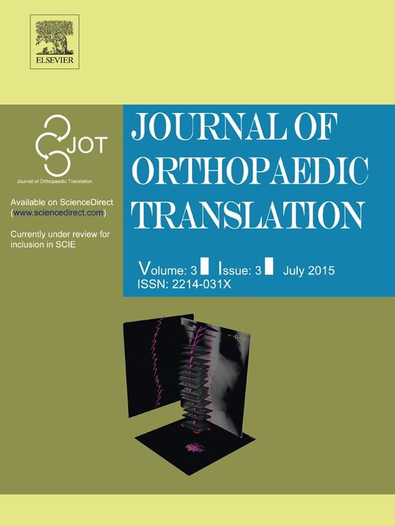 Journal of Orthopaedic Translation
