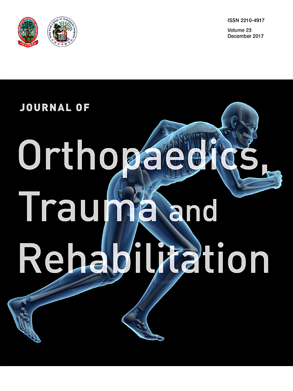 Journal of Orthopaedics, Trauma and Rehabilitation