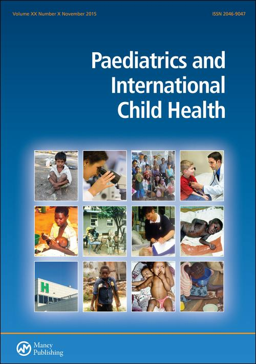Paediatrics and International Child Health