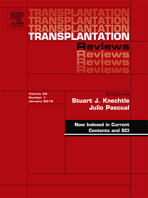 Transplantation Reviews (Orlando)